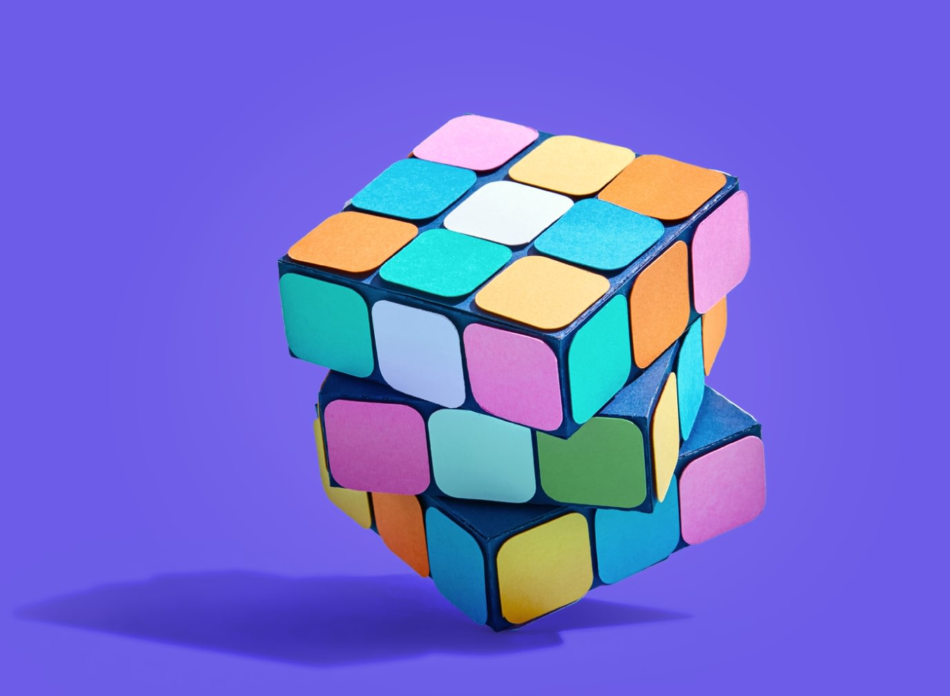 Photo of Rubiks Cube